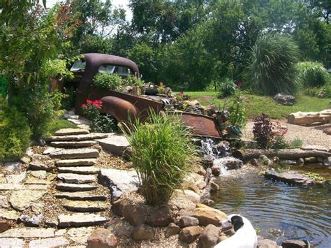 Adding Fun And Personality To The Landscape Hgtv Who Made Rock Garden