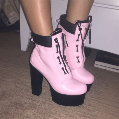 47 dollskill shoes current mood quot not yerz quot baby