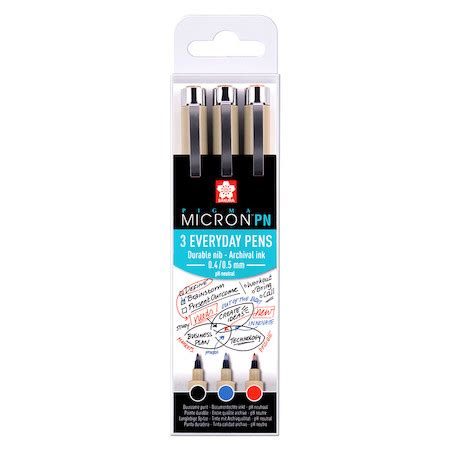 Pigma Micron Drawing Set Drawing Pen Pigma Micron Pn Drawing Pen Office Set Cult Pens