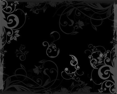 black and design 25 stunning black wallpaper