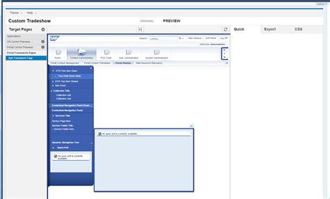 theme editor in sap portal using ui theme designer in sap enterprise portal sap blogs
