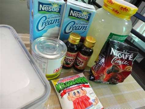 Coffee Jelly coffee jelly recipe