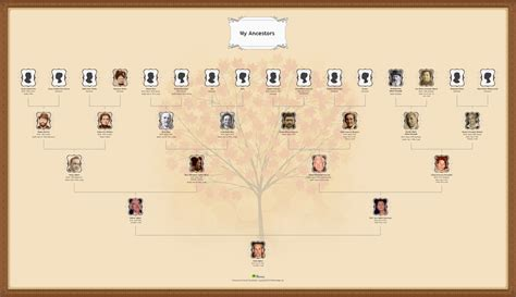 how to draw a family tree diagram 7 best images of creating a family tree poster create a