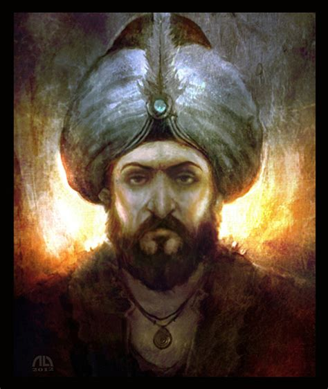 mehmet ottoman sultan mehmed ii by alikasapoglu on deviantart