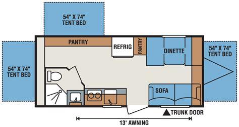 spree rv floor plans 2016 spree escape e20rbt ultra lightweight travel trailer