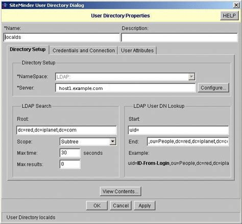 configuring siteminder after installation sun opensso