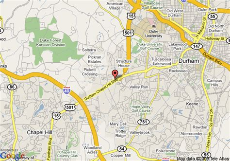 map of carolina chapel hill map of la quinta inn suites durham chapel hill durham