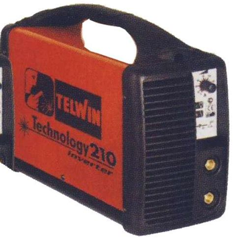 Mesin Las Portable welding machine mesin las telwin 210 general supplier