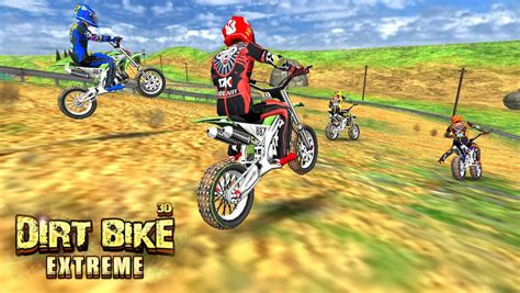 motocross racing game app shopper dirt bike extreme 3d racing games games