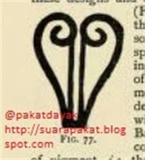 motif tato dayak di tangan pakat dayak gambar motif motif tato dayak bagian iii