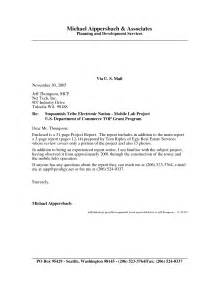 Formal Letter Format Judge Sle Letter Of Turnover Of Building