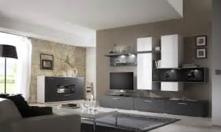 Wandgestaltung wohnzimmer grau rot gardinen modern wohnzimmer grau