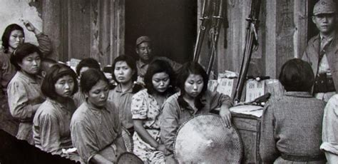 wartime comfort women comfort women were not forced into prostitution life