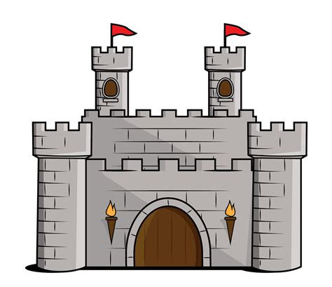 Canon Papercraft Castle Of Snow White Free Paper - castle free castle clip once upon