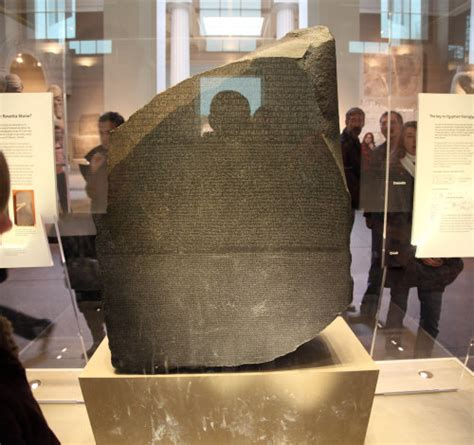 rosetta stone museum posts knights of the round table a fordham university