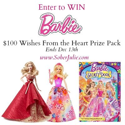 Barbie Giveaways - barbie wishes from the heart giveaway barbiewishes