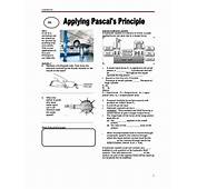 34 Pascal Principle Answer