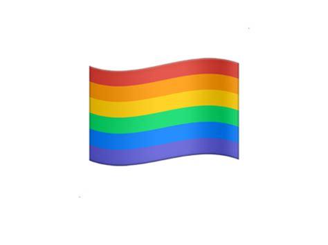 emoji rainbow apple finally releases a rainbow flag emoji