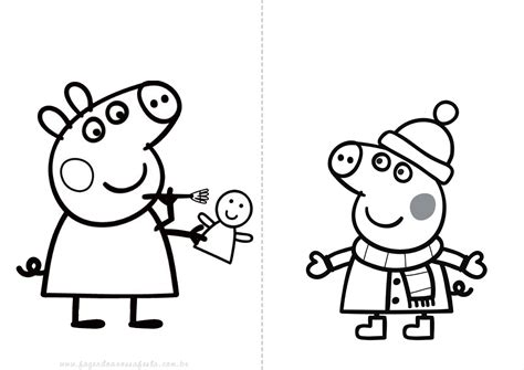 jogo peppa pig coloring pages free coloring pages of peppa pig das mini