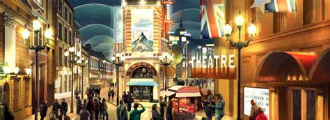 london themes park a look into the future paramount london theme park tourist