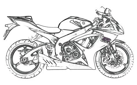photoshop karakalem motosiklet resim calismalarim nisan