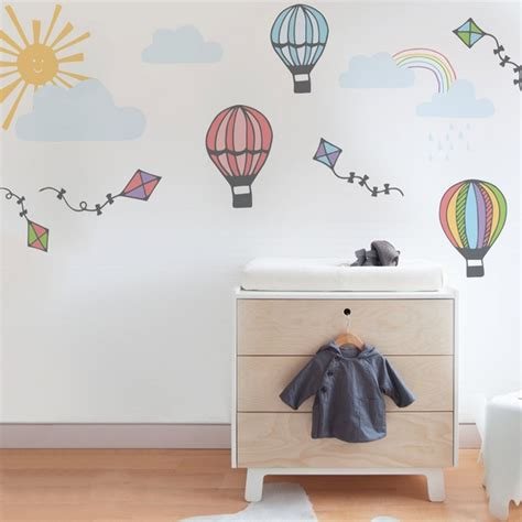 childrens wall stickers childrens wall decals kids bedroom wall decoration
