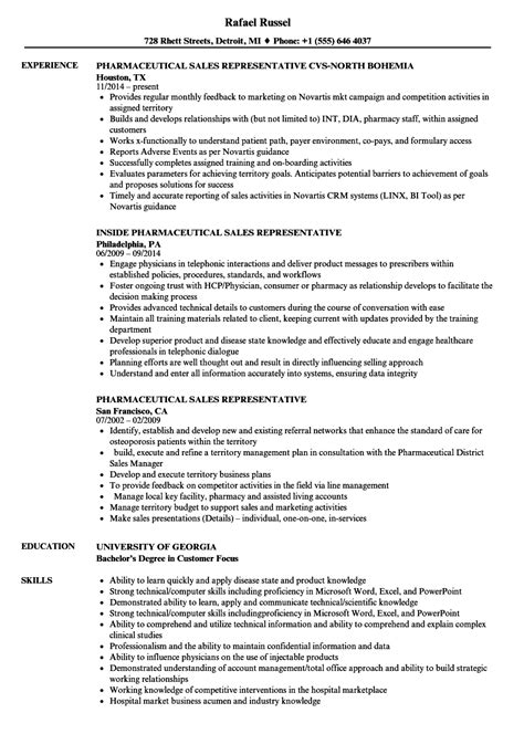 sales representative resume sample retail representative