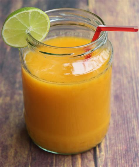 mango agua fresca eat live burp