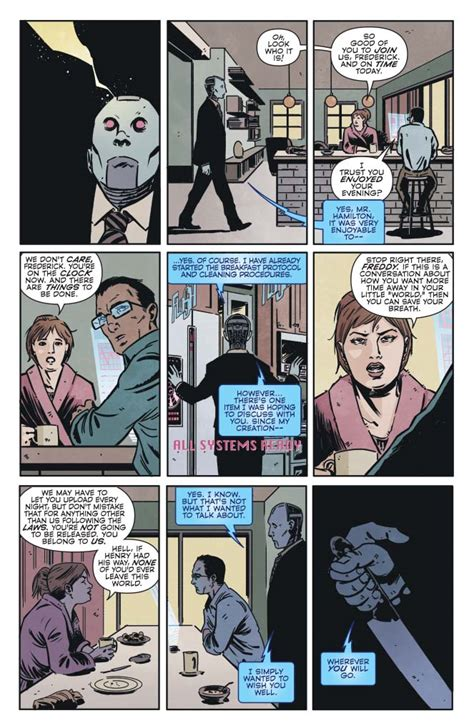 mr higgins come home preview first comics news magnus 1 preview first comics news