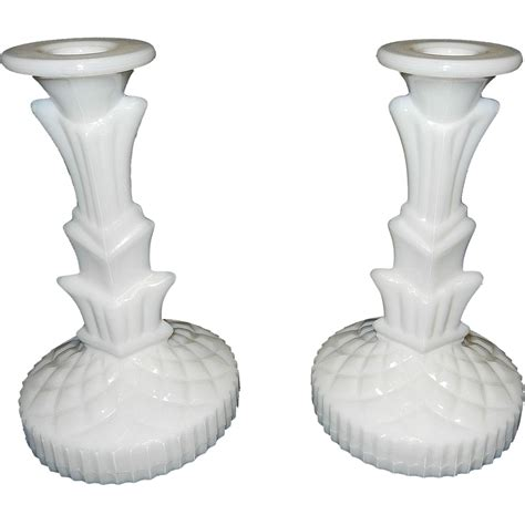 candlestick ls for sale vintage glass candlesticks nylons pics