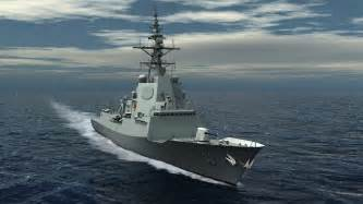 Industry confirms australia s hobart class destroyers 870 million