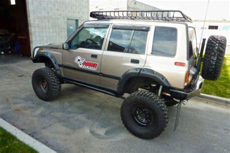 1998 suzuki sidekick lift kit purchase used 1998 chevy tracker sidekick 4 door 1 6l sas