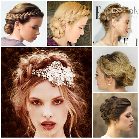 Braided Up Hairstyles by Braided Updo Hairstyle Ideas New Haircuts To Try For