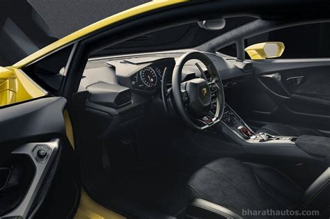 lamborghini inside view 2015 lamborghini hurac 225 n lp 610 4 officially revealed