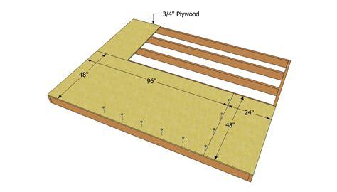 outdoor shed plans  myoutdoorplans