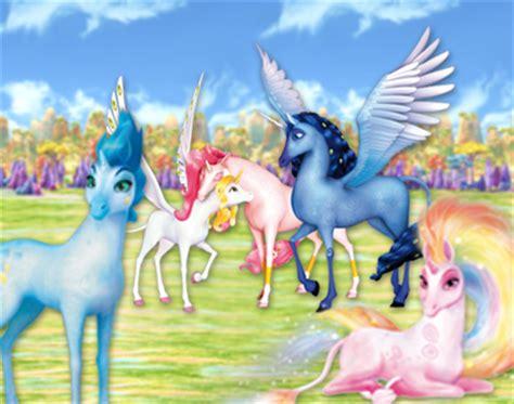 imagenes de unicornios magicos alla scoperta dei magici unicorni di centopia