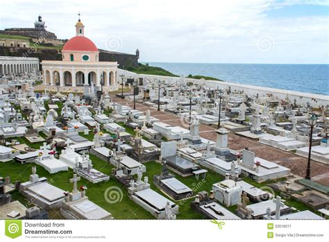 greater than a tourist san juan 50 travel tips from a local books cemetery of san juan stock image image