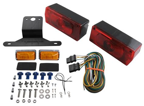 trailer light harness kits trailer get free image about