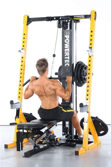 powertec fitness home gyms strength equipment home