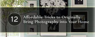 12 affordable tricks to originally bring photography into wrap around corner frame a new way to display pictures