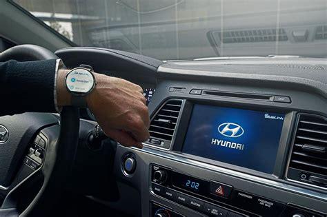 Blue Link Hyundai by Blue Link La Tecnolog 237 A De Hyundai Ahora Trabaja Con