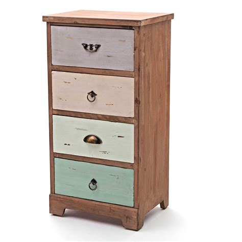 kommode pastell design kommode braun pastell 82x42x31cm
