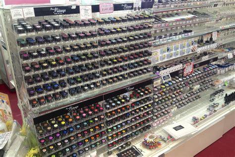 Nail Store by Tat Nail Shop And Estessimo Tins In Shibuya Tokyo