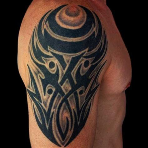 tribal tattoo right arm best tribal arm tattoo designs for men the xerxes