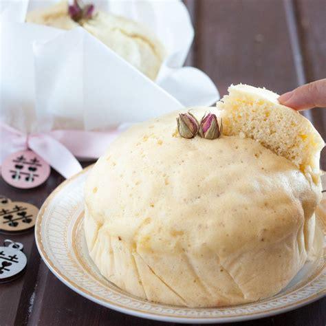 new year steamed cake recipe steamed sponge cake ma lai go goodie
