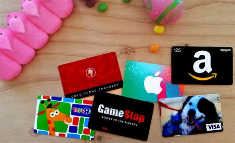 Easter Gift Cards - the top 10 easter gift cards for kids gcg