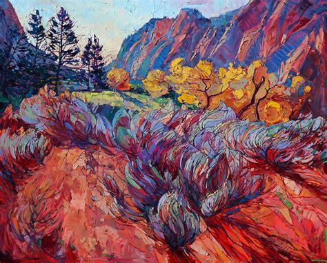 Pinceau Peinture 2552 by Mosa 239 Ques De Couleur Par Erin Hanson Chambre237