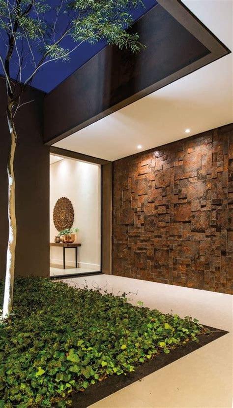 como decorar muros interiores dise 241 os de revestimiento para paredes interiores y