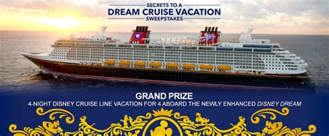 Free Disney Cruise Sweepstakes - disney cruise dream www pixshark com images galleries with a bite