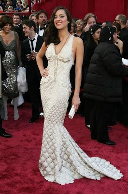 Marion Cotillards Oscar Dress From Runway To Carpet by Fashion Me Fabulous